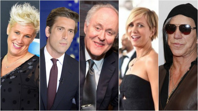Celebrity birthdays: Which famous people from Upstate NY