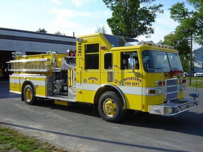 Which Upstate NY cities and villages pay their firefighters