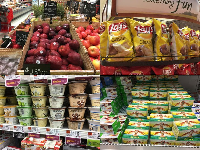 Cheapest groceries in Upstate NY: Wegmans, Price Chopper