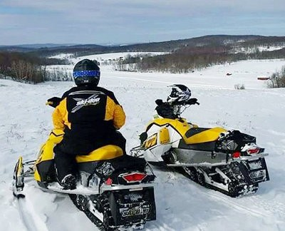 Snowmobiling in Western NY: 5 top trails around Buffalo ... on