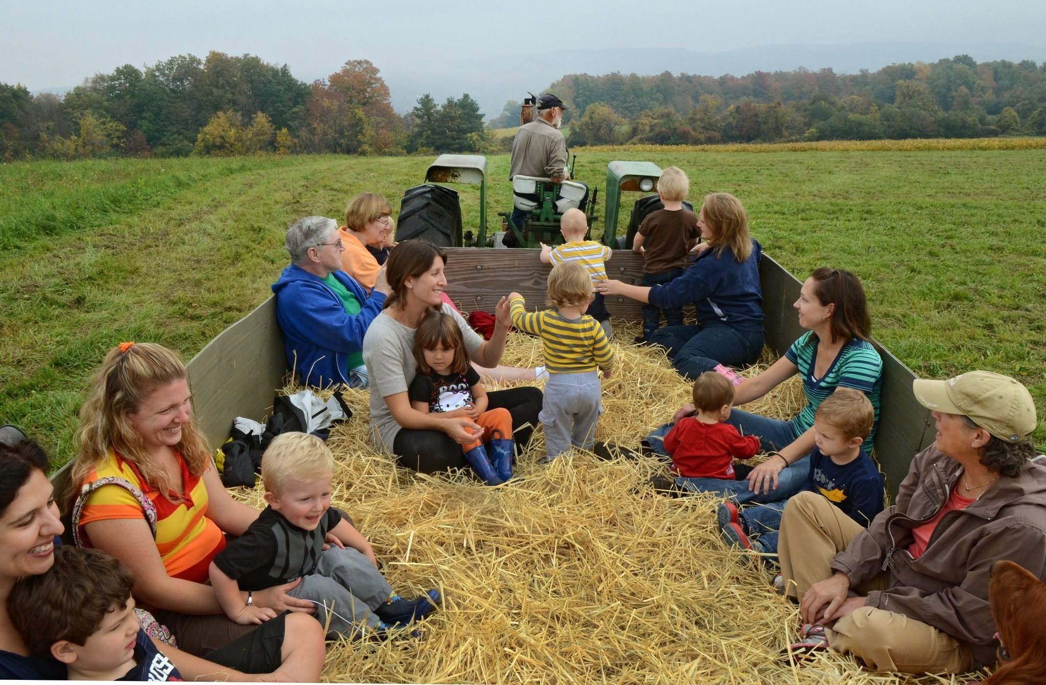 8 best haunted and not-so-scary hayrides across Upstate NY -  newyorkupstate.com