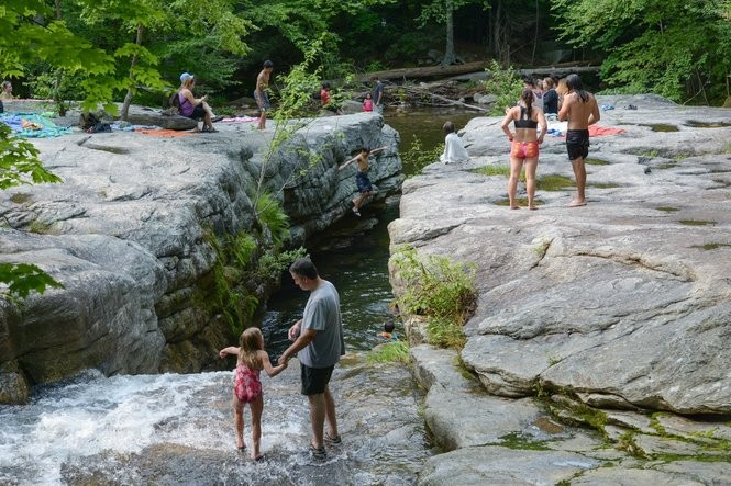 Swimming holes in Upstate NY: 10 places to make a splash