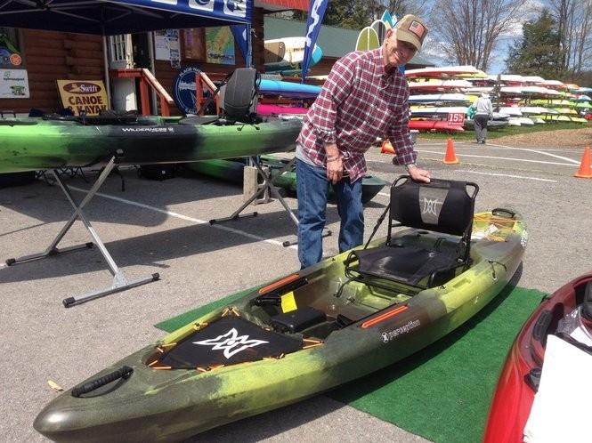 Adirondack Paddlefest: Canoes, kayaks and paddle boards
