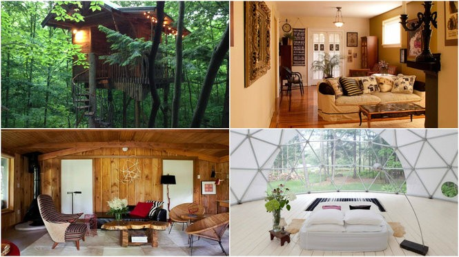 10 unique Airbnb rentals in Upstate NY: See inside tree
