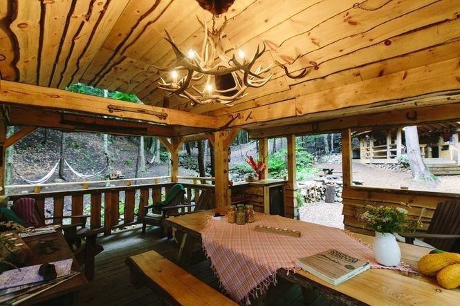 10 quirky vacation rentals in Upstate NY: Treehouses
