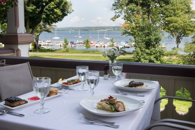 Waterfront restaurants in Upstate NY: 10 scenic places to