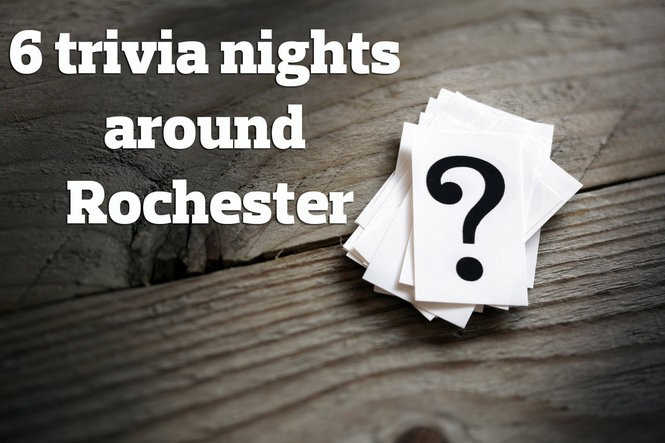 6 trivia nights to test your knowledge around Rochester