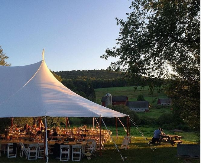 Rustic romance in Upstate NY: 21 beautiful barn and farm ...