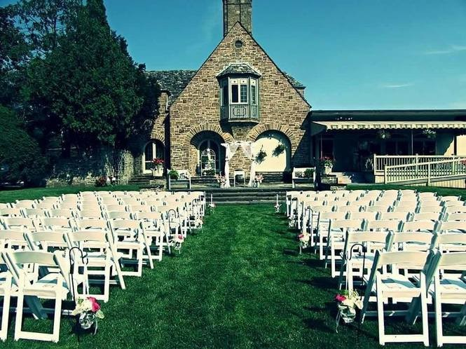40 highest-rated wedding venues in Upstate New York's