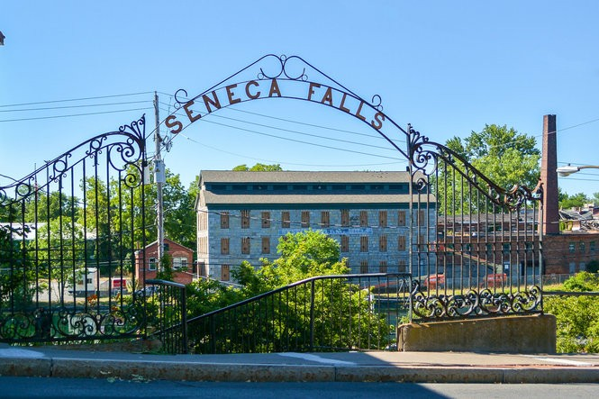 WATCH: Town of Seneca Falls Public Hearing on Parking Code (video)