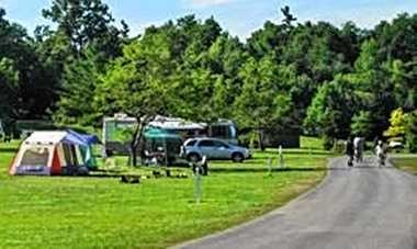 Wellesley Island State Park has the largest camping complex in the Thousand Islands region.