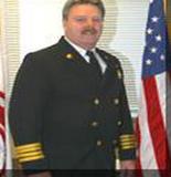 Former Atlantic City Fire Chief Dennis Brooks.