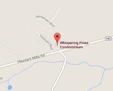 A police standoff at a residence in the Whispering Pines complex ended around 1:45 a.m. this morning after a man shot himself, police said.