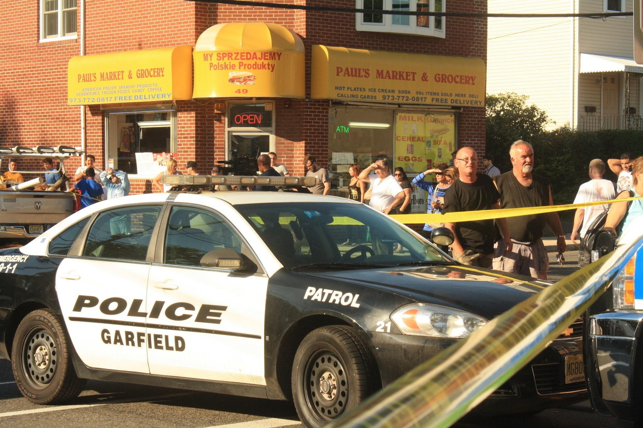 Garfield Police Officer Arrested For Drunken Driving Officials Say Nj Com