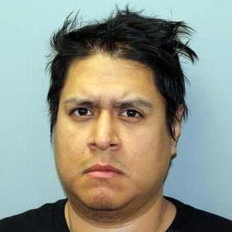 George Cabadiana, 36, of Palisades Park. (Bergen County Prosecutor's Office)