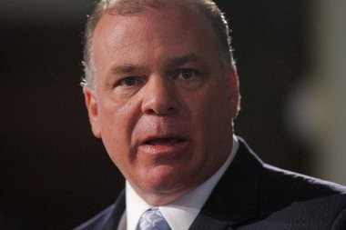 A majority of New Jerseyans agree with state Senate President Stephen Sweeney, who first proposed a ballot question to raise the state minimum wage.