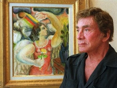 Penthouse magazine founder Bob Guccione, shown here in a Star-Ledger file photo.