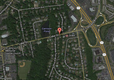 Ramsey transformer explosion closes Route 17 in both