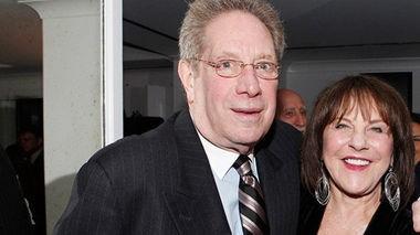 Sportscasters John Sterling and Suzyn Waldman. (Amy Sussman | Getty Images for Jorge Posada Foundation)