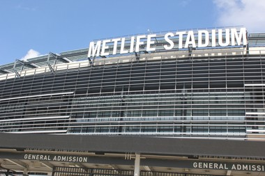 MetLife Stadium in a file photo.