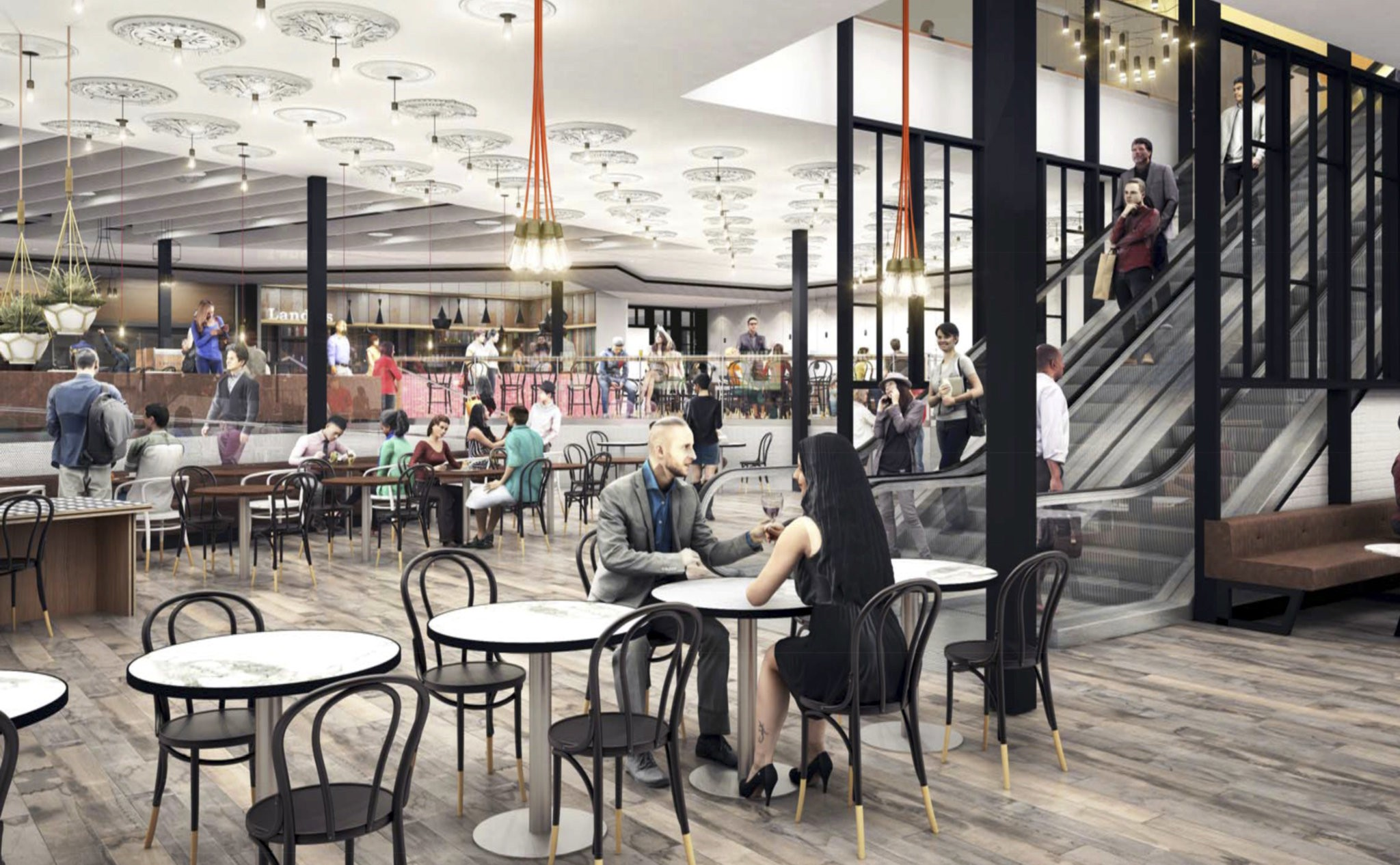 Inside the big overhaul coming to the Garden State Plaza