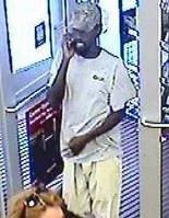 The lookout in a theft from a Mount Laurel Wawa last week, according to police.