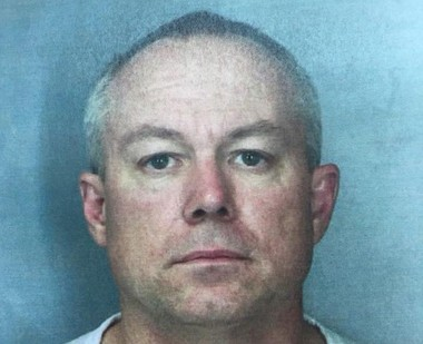 Russell Carter, 49, of San Jose, California. (New Jersey State Police)