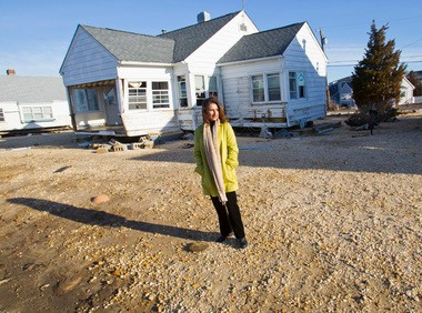 Paramount Insurance Co. told the Susan Sharif and her husband, who had been renting out their Brick house, that they were covered only for wind damage, not flood damage, although the Sharifs say they thought they were covered for both.