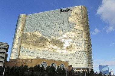 Las Vegas-based MGM Resorts International has told state regulators that it wants to keep a 50 percent stake in the Borgata Hotel Casino & Spa.