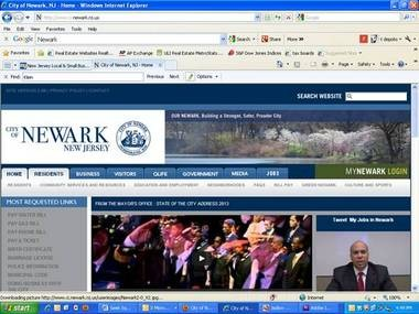 Newark's website is getting a makeover.