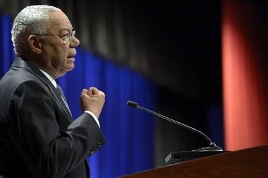 Gen. Colin Powell knew the strengths of leadership.