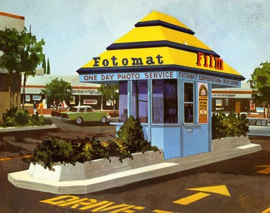 At their peak, more than 4,000 Fotomats had popped up in malls and on corners across the country. Courtesy of kodak.com