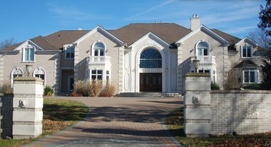 Rehan Zubari's 9,000 square-foot home in Boonton Township.