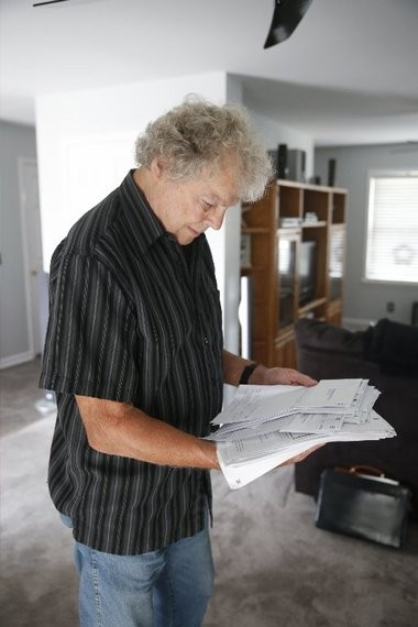 Frederick Petersen, who is managing his late brother's estate, says Bank of America refuses to release $20,000 that was transferred from a reverse mortgage to his late brother's bank account. The money is supposed to pay for burial and final expenses, per the deceased's wishes.