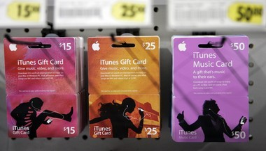 Scammers are trying to trick taxpayers to pay fake debts by buying iTunes gift cards.