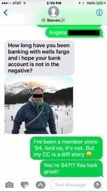 "A redacted photo of ""Steven Morgan."""