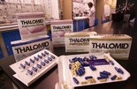 A file photo of Thalomid, a drug at the center of a whistleblower suit Celgene settled for $280 million on Tuesday. Mitsu Yasukawa /The Star Ledger