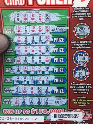 Bamboozled: Is this lottery ticket a winner? Officials say