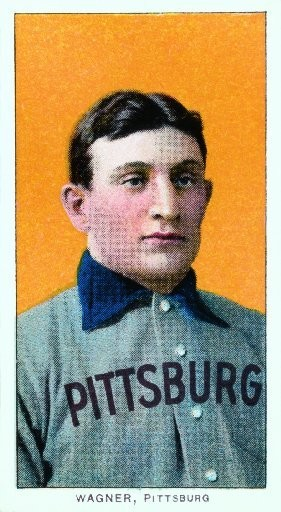 This 1909 baseball card of Honus could be worth $2.8 million.