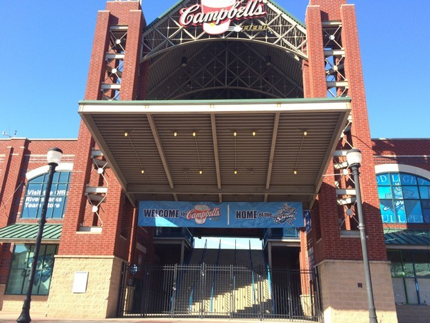 The former Campbell's Field minor league baseball park is scheduled to be torn down.