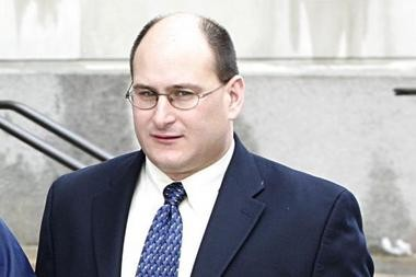 """The ex-wife of Philip Angarone Jr., the former marketing director of Birdsall Services Group who has pleaded guilty for his role in a massive pay-to-play scheme, said she turned in her husband not out of revenge but because it was """"the right thing."""""""