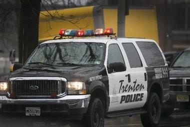 A Trenton police SUV in a file photo.