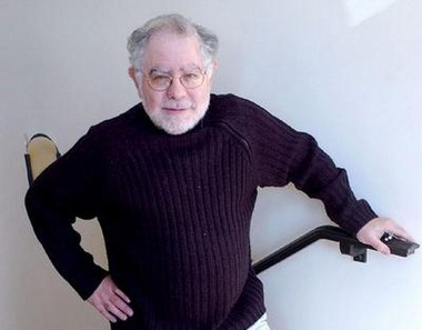 James Diamond, the retired rabbi for Princeton University's Center for Jewish Life, was killed today in a crash in Princeton that also left two other people seriously injured. Diamond is shown in a 2003 photo provided courtesy of The Daily Princetonian.