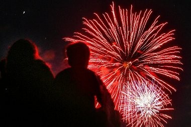 Looking for a good fireworks display this week? Check out our list.