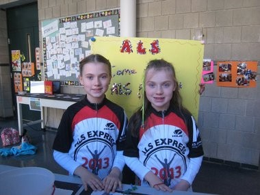 In October, after weeks of preparing, sisters Sophia and Emma Phelan of Lawrence coordinated and held their own fundraiser at their school, Stuart Country Day School of the Sacred Heart in Princeton to raise money for Amyotrophic Lateral Sclerosis (ALS) research. The ALS Association Greater Philadelphia Chapter named them the January 2014 Volunteers of the Month.