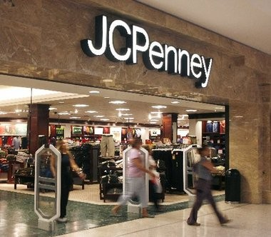 A file photo of a J.C. Penney store