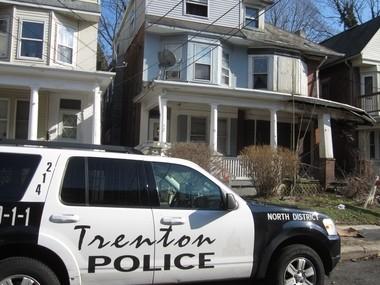 Trenton police file photo.