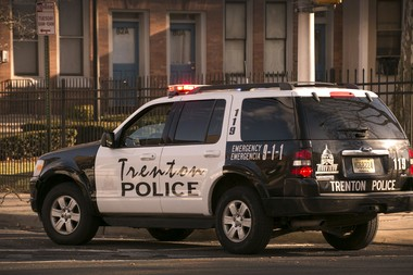 File photo of a Trenton Police vehicle (Michael Mancuso | The Times of Trenton)