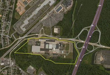 Commercial Development Company bought the 65-acre industrial site from Congoleum