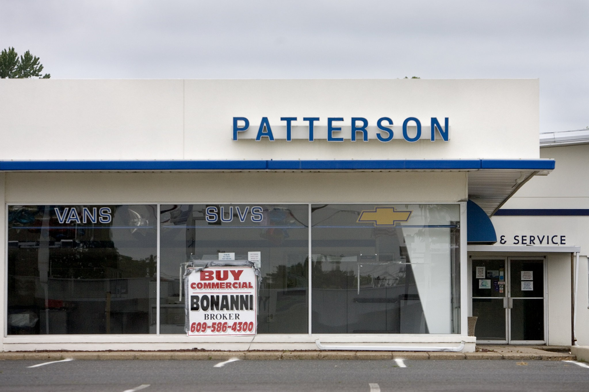 Former Patterson Chevrolet Site On Route 33 Is Purchased By Unnamed Buyer Nj Com